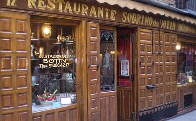 Nejstarší restauraci na světě mají ve Španělsku. Speciality se tam připravují v 300leté peci
