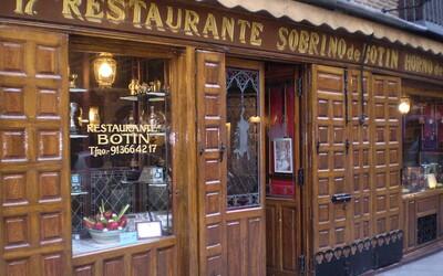 Najstaršiu reštauráciu na svete majú v Španielsku. Špeciality sa tam pripravujú v 300-ročnej peci
