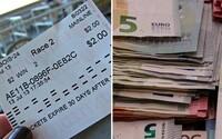Najšťastnejší tipér urobil z 20 centov 500-tisíc eur. Stávka na dostihy mu v priebehu pár sekúnd zmenila život