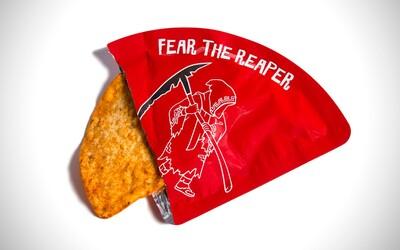 Najštipľavejší tortilla čips na svete sa musí predávať jednotlivo. Viac by si ich vraj ani nezvládol