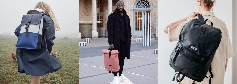 Najštýlovejšie batohy pod 100 €, na ktoré by si mal staviť pri návrate do školy
