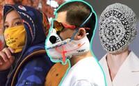 Najštýlovejšie rúška a masky na tvár, ktoré ťa bohužial neochránia pred koronavírusom