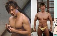 Najtvrdšie pracujúci muž v porno priemysle. Japonec Shimiken točí aj 7 hodín denne a neštíti sa ničoho