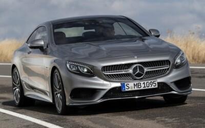 Najúžasnejšie kupé všetkých čias: Nový Mercedes S Coupé!