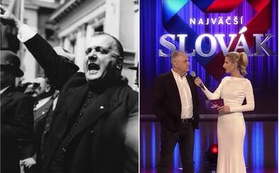 Najväčší Slovák: Anketa za 700-tisíc € je hanbou pre celú krajinu