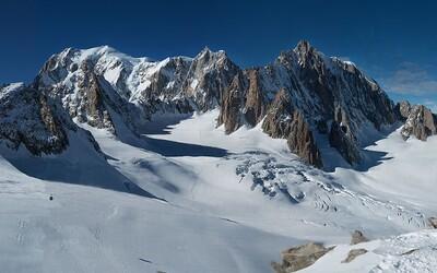 Najväčšia fotografia sveta zachytáva Mont Blanc v celej jeho kráse a dostane do úžasu aj vás