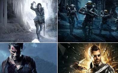 Najväčšia herná výstava roka prichádza. Čo očakávať od E3 2015?
