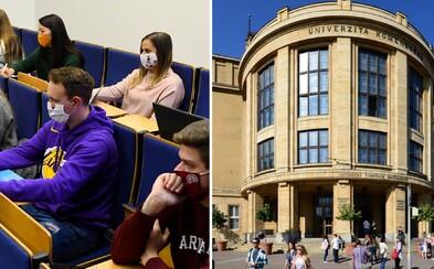 Najväčšia univerzita na Slovensku zvažuje, že úplne uzatvorí internáty. Je to čoraz reálnejšie, tvrdí Univerzita Komenského