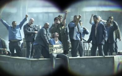 Najväčšia väzenská vzbura v histórii Slovenska bola brutálna. Upútavka k Amnestiám je plná násilia a intríg
