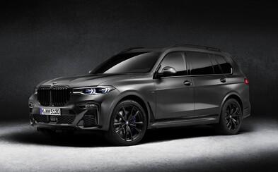 Největší BMW může být nově ještě luxusnější. Toto je exkluzivní X7 vyrobená v 500 kusech