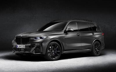Najväčšie BMW môže byť po novom ešte luxusnejšie. Toto je exkluzívna 500-kusová X7-čka