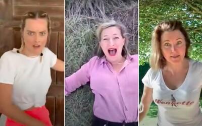 """Najväčšie """"boss bi*ches"""" planéty ako Scarlet Johansson, Margot Robbie či Xena proti sebe bojujú v jednom videu"""