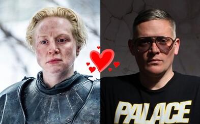 Hvězdy z Game of Thrones vypadají se svými opravdovými partnery úsměvně. Spojení Brienne a Tormunda není příliš reálné