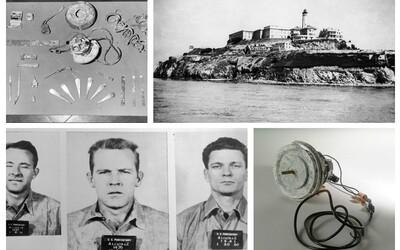 Najväčšie úteky z väzenia: Vynaliezaví väzni, ktorí sa dostali z Alcatrazu vďaka pršiplášťom, toaletnému papieru a vysávaču