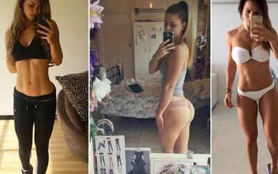 Najviac fit ženy na instagrame #10