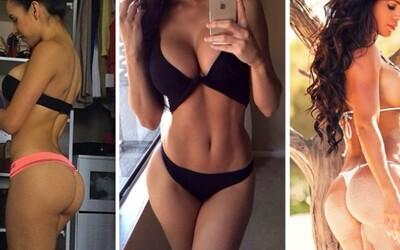 Najviac fit ženy na instagrame #9: Latino špeciál