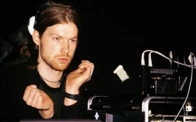 Nejvlivnější muž elektronické hudby je zpátky. Aphex Twin vydává nový track s divokým vizuálem a připravuje EP