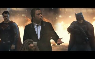 Najvtipnejšie a najoriginálnejšie gifká so zmäteným Travoltom z Pulp Fiction, pri ktorých sa náramne pobavíte