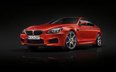 Najvýkonnejšie a najrýchlejšie sériové BMW, to je 600-koňová M6-ka s paketom Competition!