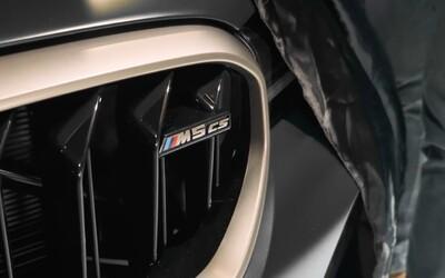Najvýkonnejšie BMW súčasnosti poodhaľuje unikátne detaily aj technické parametre