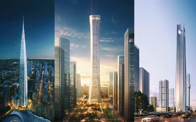 Najvyššie budovy budúcnosti: Futuristické vízie za desiatky miliárd, ktoré presahujú výšku aj 2 000 metrov