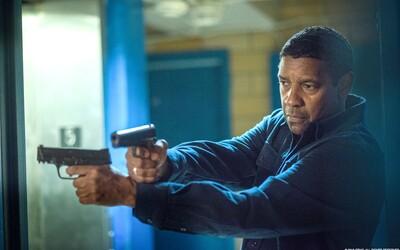 Najvyššie tržby si vystrieľal drsný Denzel Washington s thrillerom Equalizer 2, zato The Rock a jeho Mrakodrap sa prepadá (Box Office)
