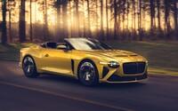 Najvzácnejšie moderné 2-dverové Bentley stojí 1,5 milóna libier