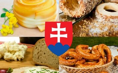 Najvzácnejšie potraviny zo Slovenska. Podmienkou je špeciálna receptúra, domáca výroba a kvalitné suroviny