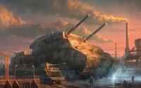 Najzaujímavejšie tanky druhej svetovej vojny: Od hrôzostrašných beštií až po kusy, ktoré zostali iba na papieri