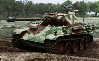 Nejzajímavější tanky II. světové války: Gigant s 800mm dělem či první noční vidění