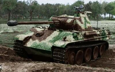 Najzaujímavejšie tanky II. svetovej vojny: Gigant s 800mm delom či prvé nočné videnie