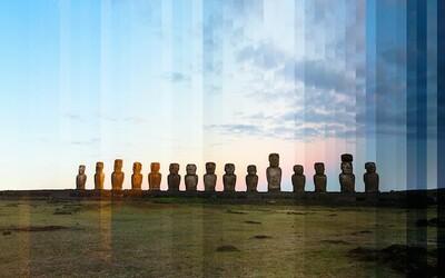 Najznámejšie miesta sveta zachytené vo dne a v noci na jedinej snímke