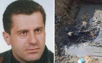 NAKA vykopala z ilegálneho hrobu pozostatky jedného z najhľadanejších zločincov Slovenska