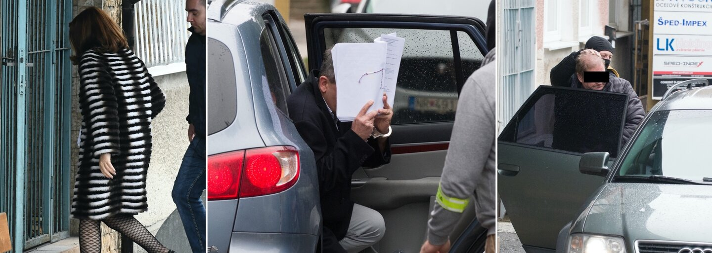 NAKA zadržala 13 sudcov z Kočnerovej Threemy. Obvinení sú z korupcie, zasahovania do nezávislosti súdu a marenia spravodlivosti