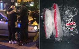 NAKA zadržala vyššiu súdnu úradníčku v Bratislave s kokaínom za 20-tisíc eur