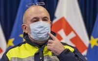 NAKA zasahuje u bývalého šéfa Štátnych hmotných rezerv Kajetána Kičuru