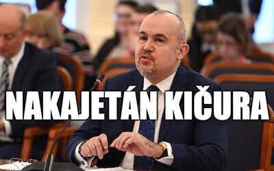 NAKAjetán Kičura: Z bývalého šéfa Štátnych hmotných rezerv a Ficovho kamaráta si uťahujú memečkári