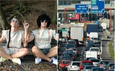 Naked Bananas posúvajú level humoru a Bratislava zasa úroveň dopravy. Aké zmeny chystá?
