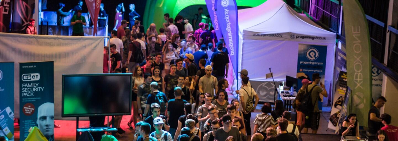 Naked Bananas, Sajfa a Selassie: Najväčší e-sportový festival na Slovensku Y-Games v prvý deň uchvátil tisícky ľudí