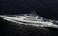 Nakoukni do obří superjachty za 80 milionů eur, která je největší a nejrychlejší svého druhu