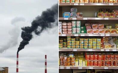 Nakupovať budeš so zlým svedomím. Dánsko chce potraviny označovať nálepkami, ktoré strašia uhlíkovou stopou či poškodzovaním lesov