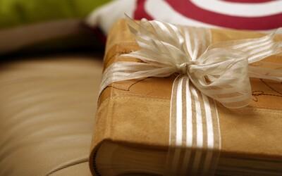 Nakupujeme vianočné darčeky #5: knihy, sci-fi, filozofia, slzy, radosť