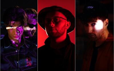 Nálož elektronického zvuku, ktorý stojí za pozornosť: Jimmy Pé, VI3E aj NobodyListen s novým projektom Addict Sound