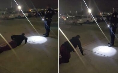 Namísto vězení nechal policista zhuleného kluka udělat 200 kliků. Potrestal ho, ale zbytečně mu nekazil život