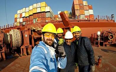 Námorník Igor: Za 120 eur na noc businessman precestoval svet na nákladnej lodi, kde prepravujeme náklad za milióny