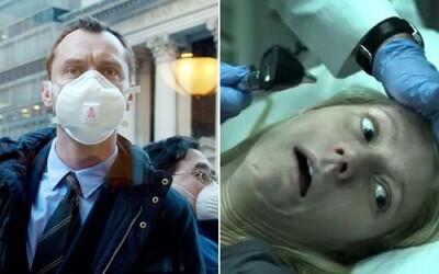 Napínavý film Contagion o šíření smrtelné nákazy je největším filmovým hitem současnosti