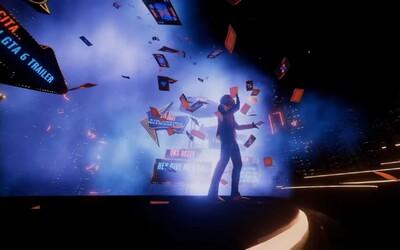 """Nápis """"GTA 6 Trailer"""" se objevil ve videu Blinding Lights. Bohužel jeho význam není takový, jaký bychom všichni chtěli"""