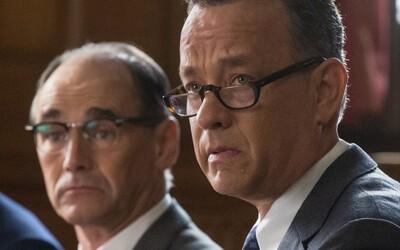 Napraví si Spielberg reputaci novým thrillerem s Tomem Hanksem?