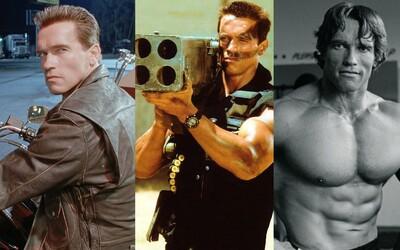 Napriek tyranii nacistického otca sa Arnold Schwarzenegger stal akčnou legendou a vzorom úspechu. Jeho začiatky však vôbec neboli ľahké