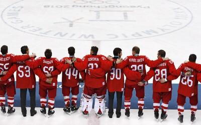Napriek zákazu spievali Rusi po zisku zlata svoju hymnu namiesto tej olympijskej